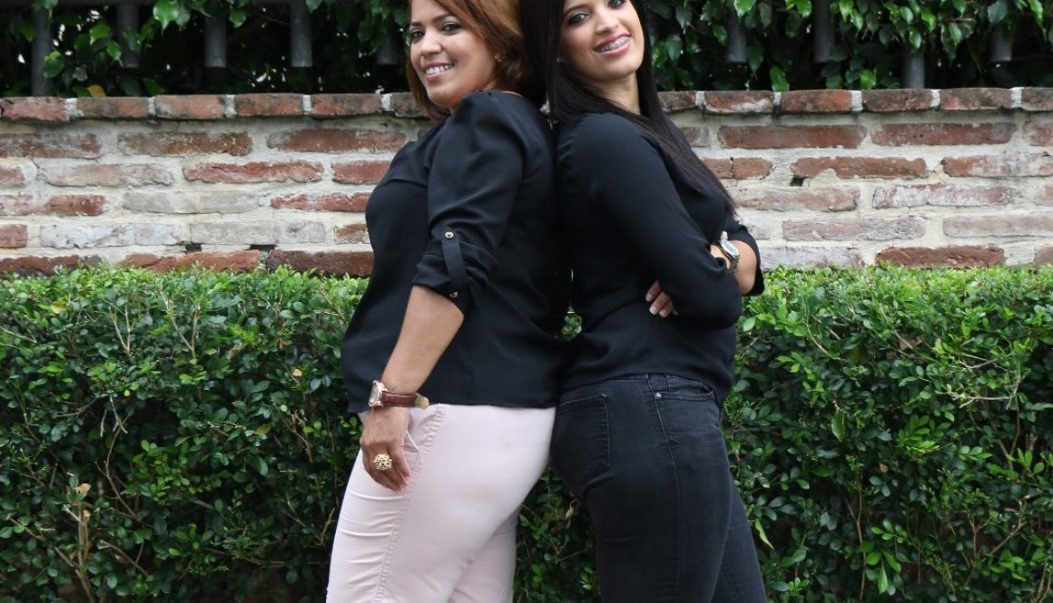 I got it from my mama!
